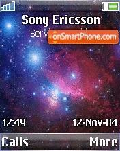 Space 03 es el tema de pantalla