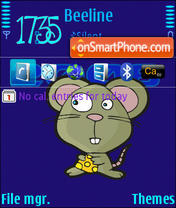 Mouse 02 tema screenshot