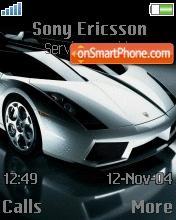 Lamborghini Concepts es el tema de pantalla