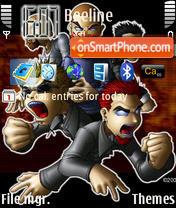 Linkin Park Theme-Screenshot