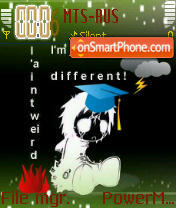 Emo Cloud es el tema de pantalla