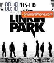 Linkin Park 04 es el tema de pantalla