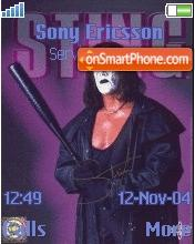 Sting theme screenshot