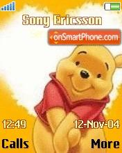 Love Pooh es el tema de pantalla