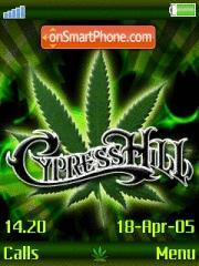 Скриншот темы Cypress Hill 01
