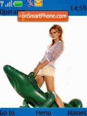 Kirsten Dunst 04 es el tema de pantalla