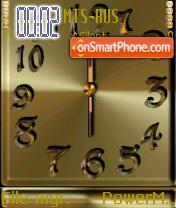Clock 02 es el tema de pantalla