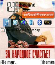 Plakat8 es el tema de pantalla