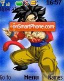 Goku es el tema de pantalla