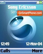 Sony Ericsson 06 tema screenshot