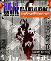 Linkin Park 05 tema screenshot