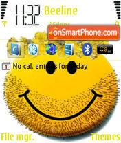 Smiley 07 theme screenshot