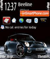 Mini GT es el tema de pantalla