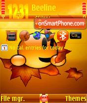Smile ver2s60v3 tema screenshot