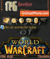 Capture d'écran Warcraft 05 thème