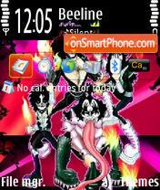 Kiss 09 theme screenshot