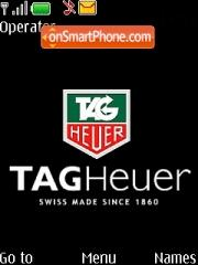 Tag Heuer theme screenshot