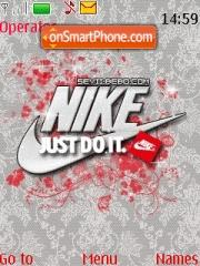 Nike 05 theme screenshot