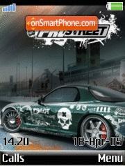 Pro Street 03 theme screenshot