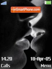 Romance Dark Kiss es el tema de pantalla