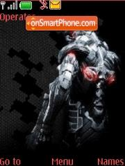 Crysis 02 theme screenshot