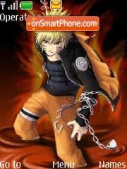 Naruto Shippuden V3 es el tema de pantalla