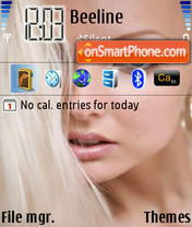 For You theme screenshot