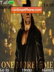 Undertaker theme screenshot