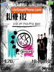 Blink 182 03 theme screenshot
