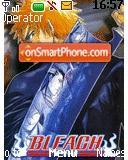 Bleach 08 theme screenshot