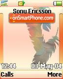 Feather theme screenshot