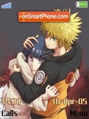 Naruto Love es el tema de pantalla