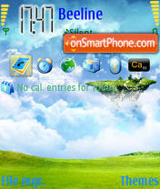 XP Extreeme theme screenshot
