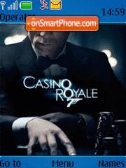 Casino Royale theme screenshot