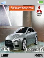 Mitsubishi Sportback es el tema de pantalla
