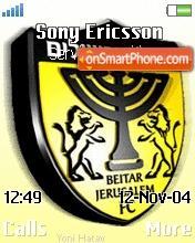 Beitar Jerusalem es el tema de pantalla