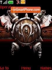 Wow Horde es el tema de pantalla