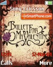 Bullet es el tema de pantalla