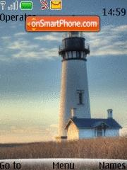 Light House 01 tema screenshot