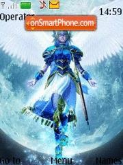 Angel 16 theme screenshot