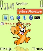Jerry Default theme screenshot