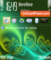 Green Kata theme screenshot