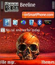 Thunderdom theme screenshot