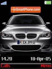 BMW - 08 es el tema de pantalla