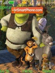 Capture d'écran Shrek 06 thème