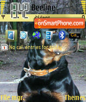 Dog 09 theme screenshot