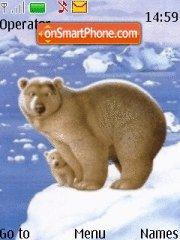 My Bear 02 theme screenshot