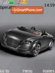 Audi Car 01 theme screenshot
