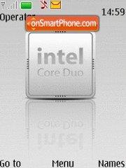 Скриншот темы Intel 01