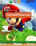 Super Mario es el tema de pantalla